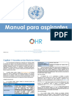 Applicant Guide - Spanish