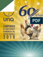 Indicadores Económicos Del Sector Avícola 2018