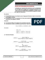 Resolucion Del Examen de Estadistica-2019