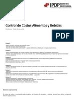 Costos AA&BB Clase 3