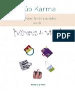 Dúo Karma Partituras Letras y Acordes del CD Vámonos de Viaje.pdf