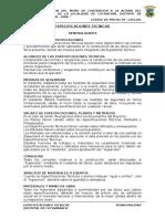 008 Especificaciones Técnicas - 2.0