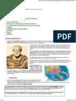 Aristóteles. Tema  bachillerato