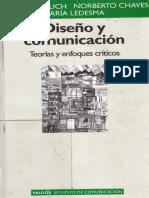 Arfuch, Leonor - Diseño y Comunicacion