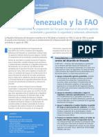 Venezuela y Fao