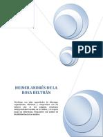 Hoja de Vida Hdlr Actual PDF