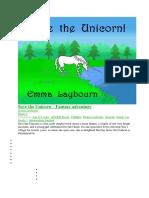 Save the Unicorn