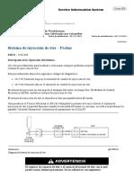 Sistema de Inyección de Éter - Probar