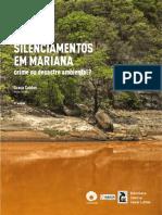 Vozes e Silenciamento Em Mariana Crime Ou Desastre Ambiental
