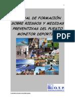 Manual Monitor Deportivo