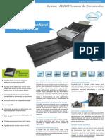 Avision Escaner Ad280f