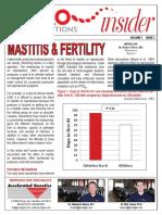 Mastitis & Fertility