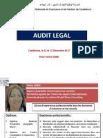 Audit Legal