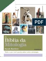 A BIBLIA DA MITOLOGIA