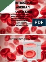 Eritrocito, Anemia y Policitemia