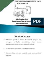 Trabalho LAB II - P1 - ARS - Slides