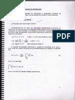 Interpretação:derivadas