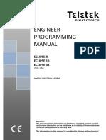 Programming Eclipse