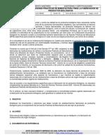 Buenas Prácticas de Manufactura. INVIMA.