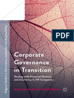 [Palgrave Studies in Governance, Leadership and Responsibility] Marjan Marandi Parkinson - Corporate Governance in Transition_ Dealing With Financial Distress and Insolvency in UK Companies (2018, Springer International Publishing