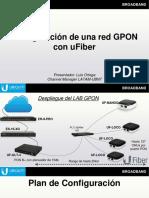 Configuraciones 2019 - UFiber(GPON)