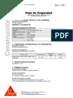 HS - Sikafloor Curehard 24
