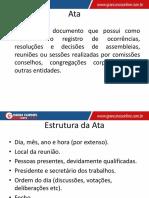 Aula 09 - Ata - Parecer - Atestado.pdf