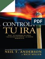 Anderson, Neil - Controla Tu Ira
