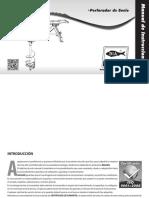 Manual de Instrucciones Psh Psh16712