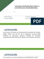 PROGRAMA DE VIGILANCIA EPIDEMIOLÓGICA   DIAPOSITIVAS (1)
