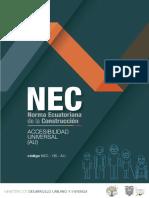 Capítulo NEC