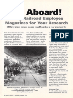 All Aboard Rail Research