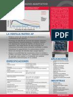Mte Brochure Filtro Armonicos AP