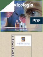 Toxicologia Forense I.