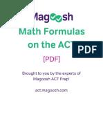 Magoosh ACT Math Formulas PDF (1)