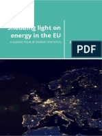 European Commission e Statistical Office of the European Union - 2018 - Shedding Light on Energy in the EU a Guided Tour o
