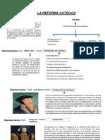 La Reforma y Contrarreforma[1]