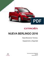 [TM] Citroen Manual de Taller Citroen Berlingo 2017