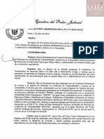 Protocolo Cámara Gesell