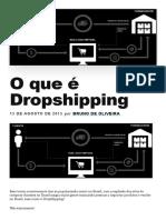 artigo O que é Dropshipping
