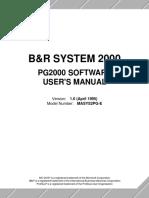 B&R instruction