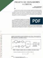 6282-21951-1-PB - Projeto de Osciladores a Cristal