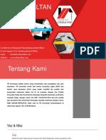 Company Profile YR Konsultan 2018