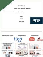 Infofrafia Indices de Gestion de Servicio
