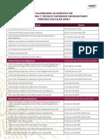 Calendario academico LicTSU_2019-1.pdf
