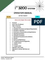Cell Dyn 3200 Operator Manual