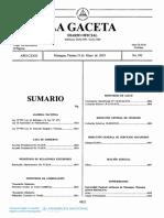 La Gaceta Diario Oficial Numero 102 Del 31 Mayo 2019