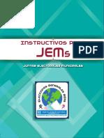 Instructivo Juntas Electorales Municipales Jemps 2019, TSE Guatemala