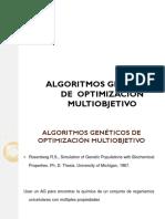 7 Algoritmos Genéticos Multiobjetivo