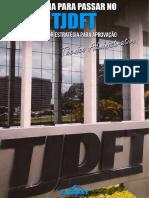 eBook Técnico TJDFT